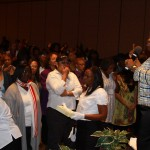 Ministering at Women's Conference